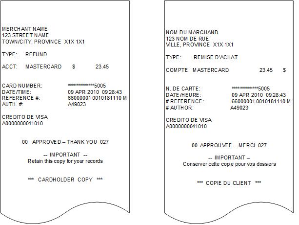 Receipt requirements moneris developers cardholder copy receipts reheart Choice Image
